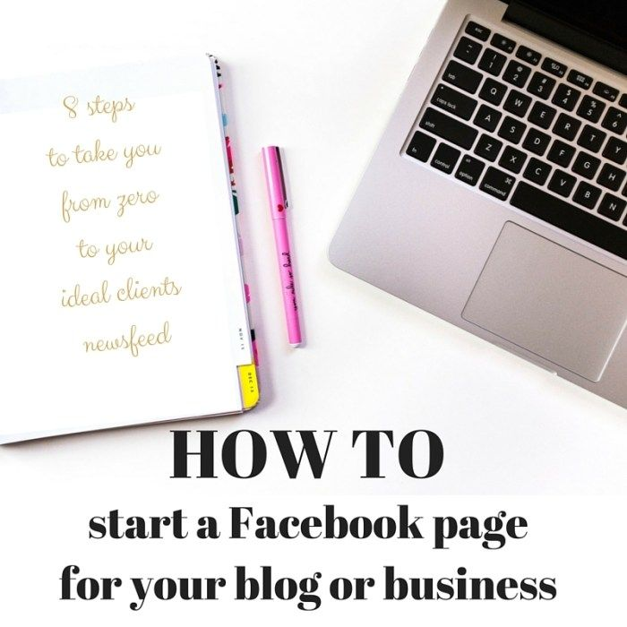 how to run a successful page on facebook