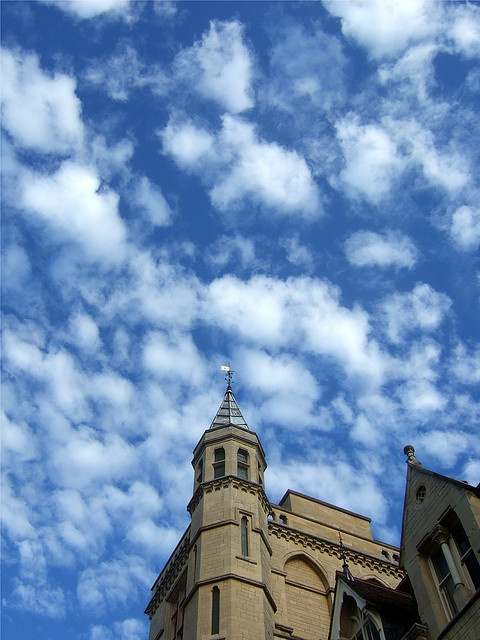 Balliol College, Oxford by Sheepdog Rex, via Flickr