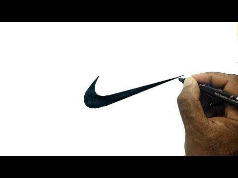 How to Draw the Nike Swoosh Logo
