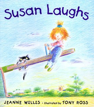 Susan Laughs #diversebooks #disabilities