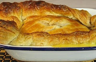 Jamie's 30 Minute Chicken Pie