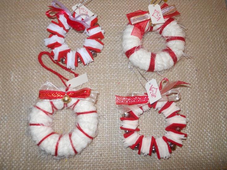 Ghirlandine natalizie (grazie Barbara Manimente)