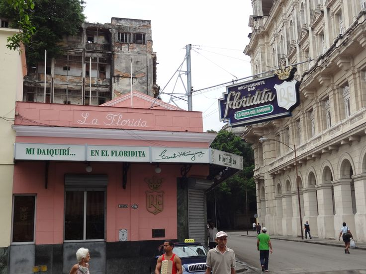 El Floridita Havana Ernest Hemingways Favorite Bar  El Floridita  Havana Cuba Broadway shows