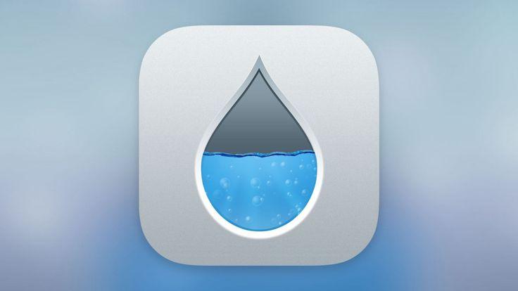 Стать здоровым очень просто с приложением Waterbalance