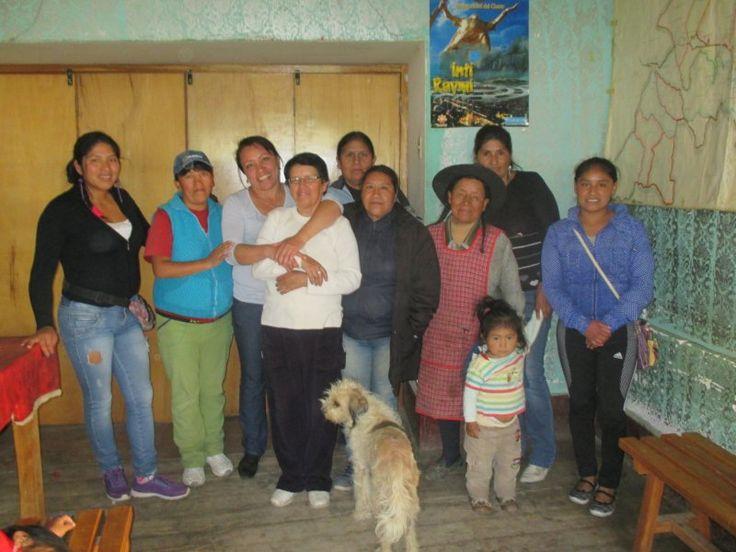 Las Ñustas De Ollanta Group