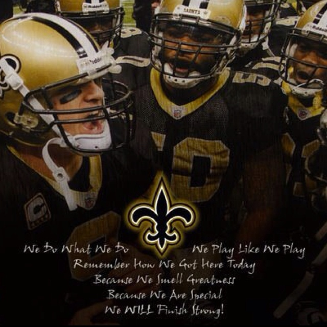 New Orleans Saints - Football