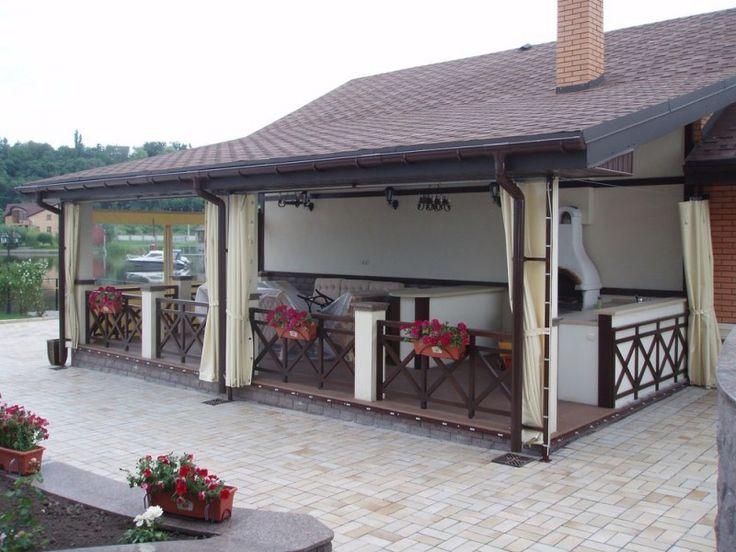 шторы для беседки фото | Photo-Bonus.ru