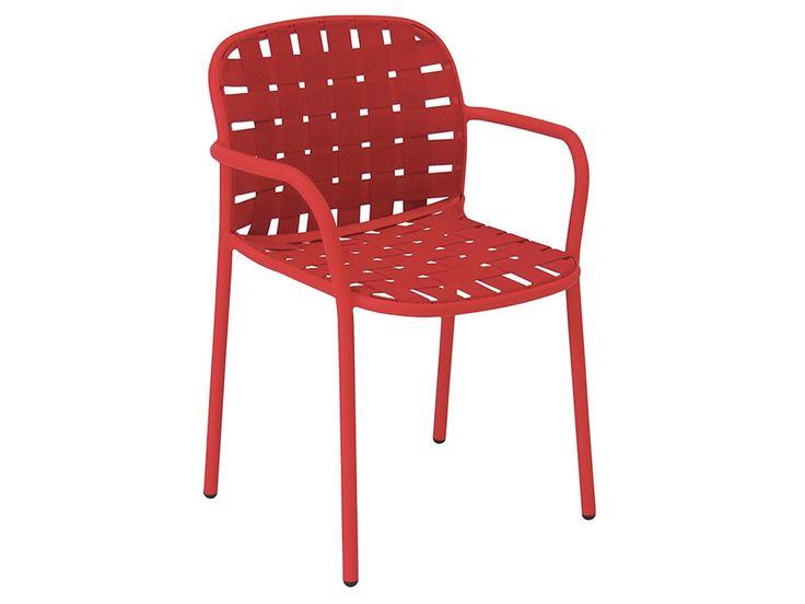 Yard Chair | EMU | Stefan Diez