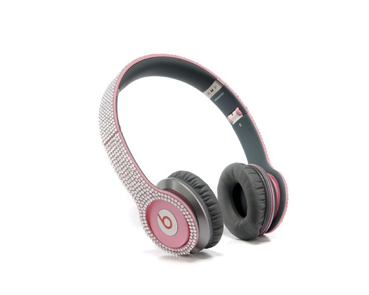 Beats By Dre Solo HD On-Ear Headphones -Pink $129.95  $99.98