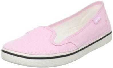 Crocs Women`s Hover Slip-On Canvas Sneaker $29.97 - $54.95