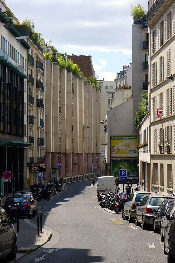 Paris V et XIII rue Broca