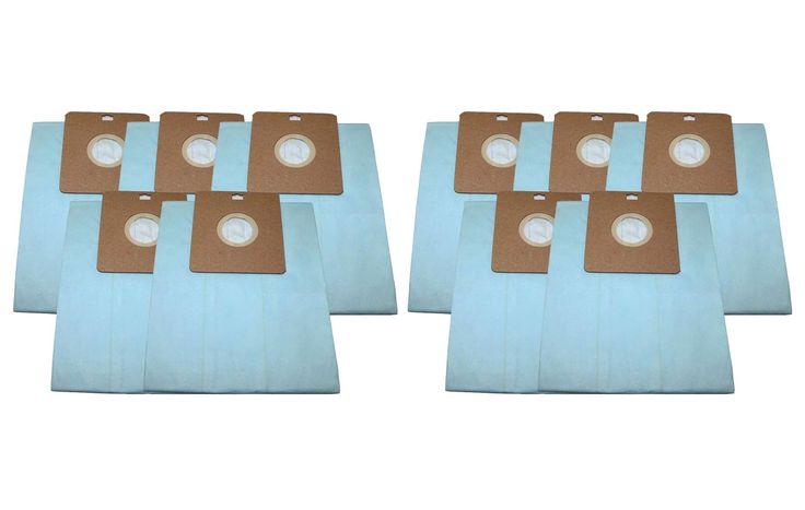 10 VP-77 Bissell Vacuum Bags, Part # 203-2026, 32023, 32115