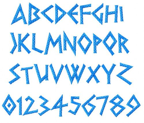 greek font | Greek font Machine Embroidery Designs For Camp Half-blood T-shirt