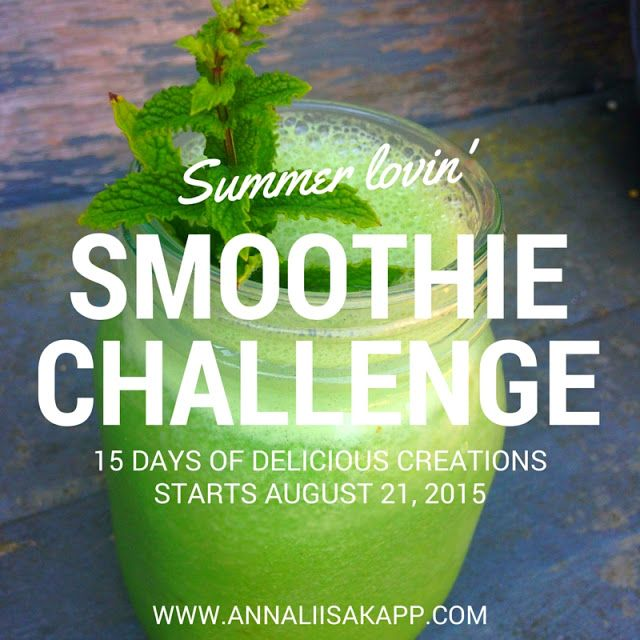 Free Smoothie Challenge