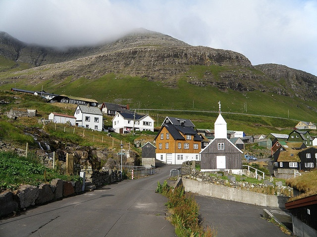 Bøur is one of the villages on the island Vágar in the Faroe Islands. There is only one airport in the Faroes, and it is in the island Vágar, between the villages Sørvágur and Miðvágur. Bøur is situated west of Sørvágur. If you wish to visit Gásadalu Tips on how to (empower communications|video email|video presentation|video conference|the best internet video system|great biz opp) learn more on www.AV0409.iwowwe.com