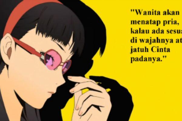 Gambar Kata Kata Anime Berhijab Di 2020 Romantis Kartun Gambar