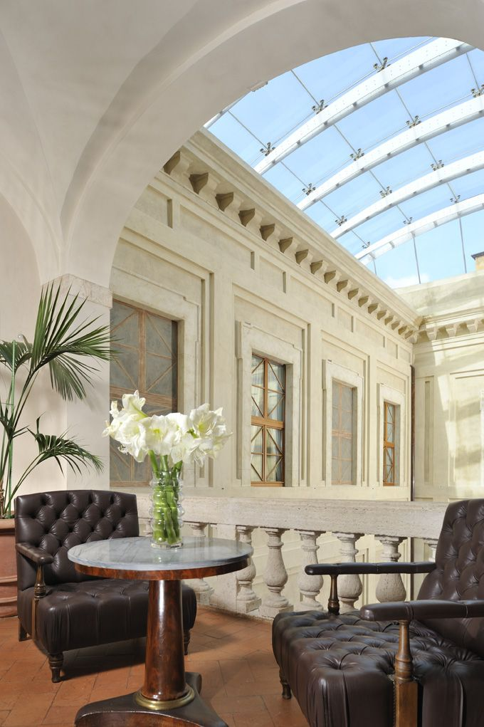 Grand Hotel Continental, Royal Demeure, Siena, Italy