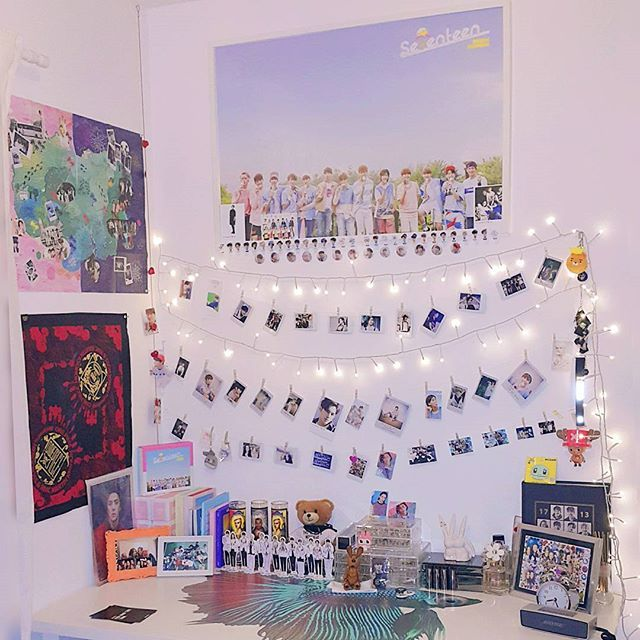 Need A Room Like This But For Bts Bts  Eb B A Ed   Ec  C Eb   Eb B A  E C A E C A Pinterest Bts Room And Kpop