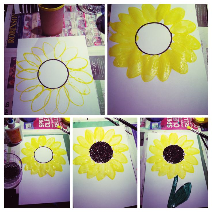 Sunflower Van Gogh Practical Activity For Ks1 Or Eyfs