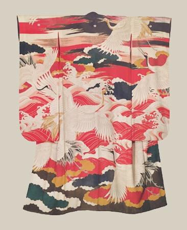 Meiji Furisode - the kimono gallery