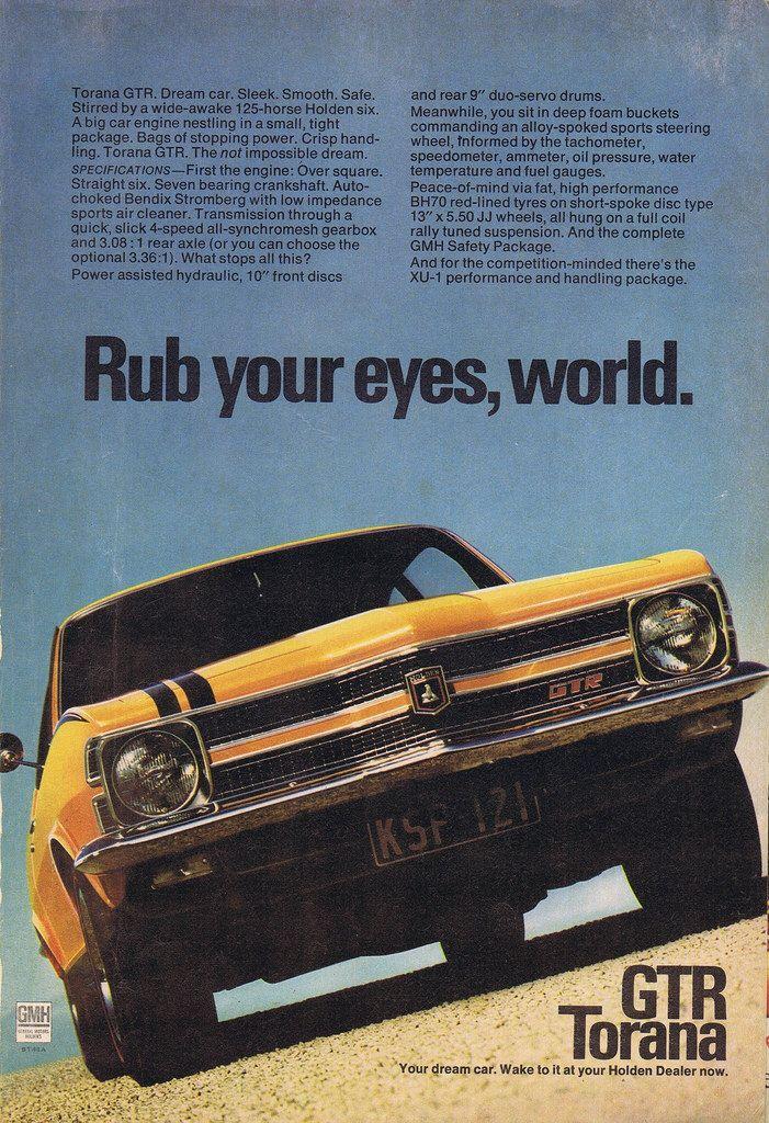 Holden Torana GTR 1971