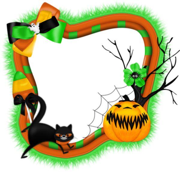 cadres,halloween