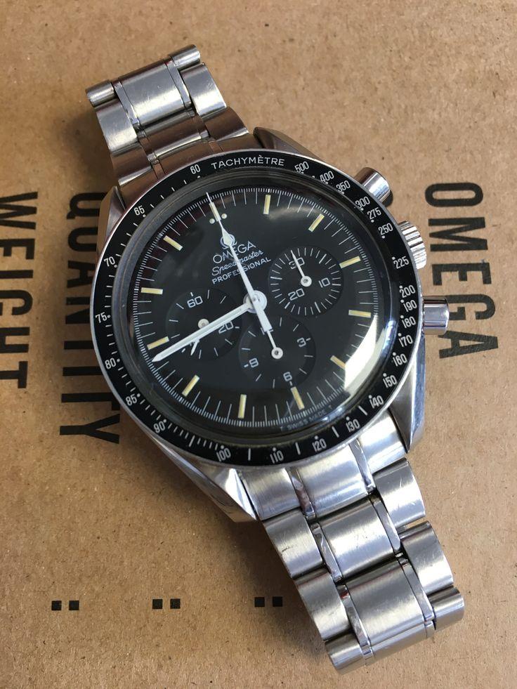 Omega Speedmaster Pro Moon Watch 145.022