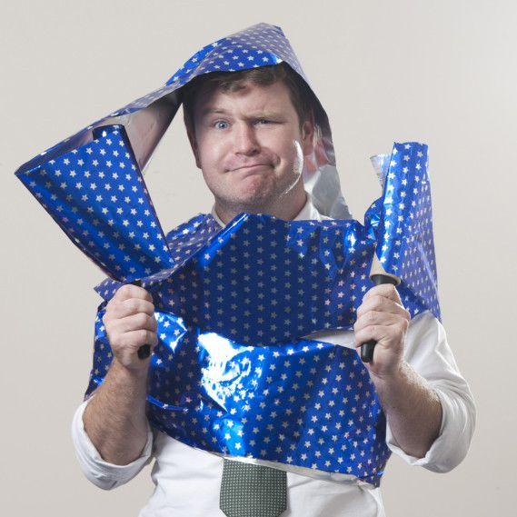 Moeilijke cadeaus gemakkelijk inpakken