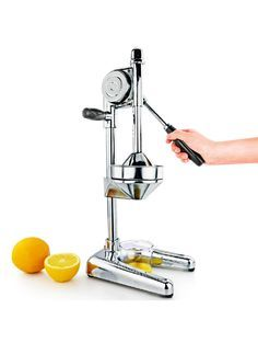 Manual Fruits Press Orange Lemon Juicer Squeezer