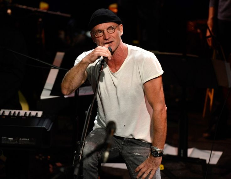 He's ready to hit the high seas. Sting kicks off An Evening With Sting: The Last Ship, a 10-night run of concerts benefiting the Public Theater, on Sept. 25 in New YorkMusic Sensation, Rocks Stars, Music Eclectic, Concerts Benefits, Charitable Celeb, Sting, High Sea, Public Theater, Fabulous Musicians