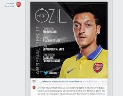 mesut ozil instagram - Google Search