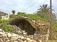 Archaeological sites and museums in Ios
