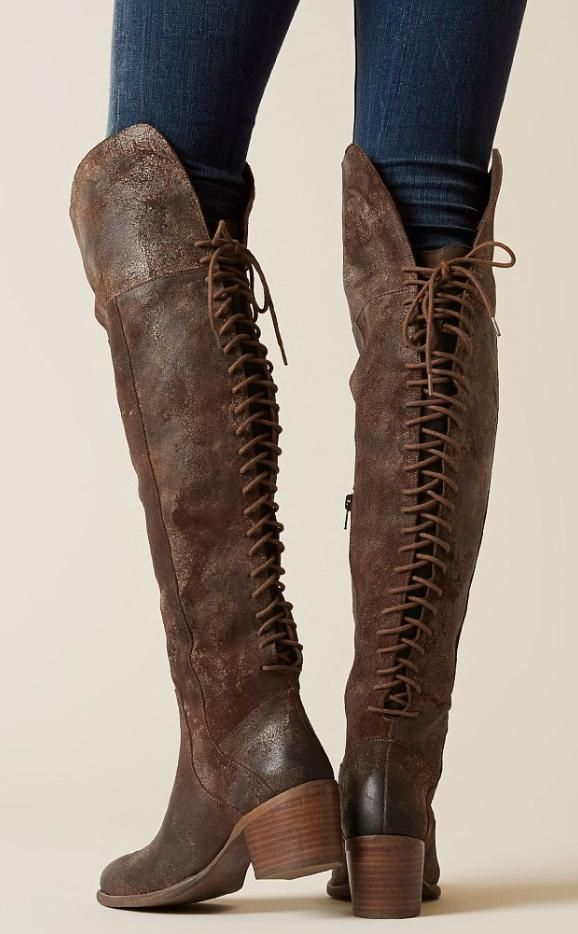 Over the Knee Leather Boots : Diba True Sunset Sail Boot | Buckle