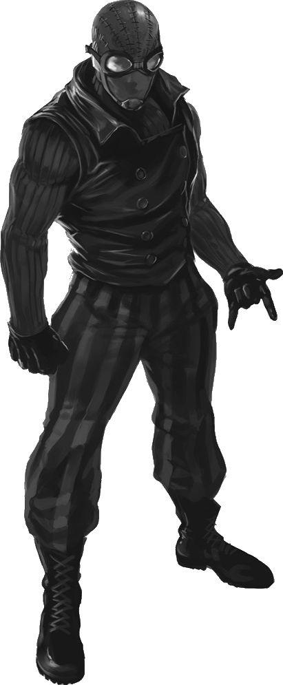 Amazing Spider-Man Noir artwork