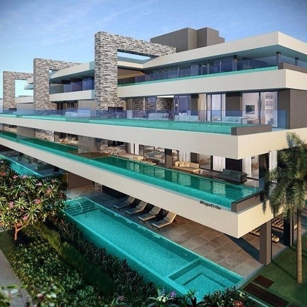 Ultra Modern Luxury Homes best 25+ luxury dream homes ideas on pinterest | luxury mansions