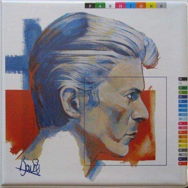 "David-Bowie-Fashions-10 x 7"" picturedisc"