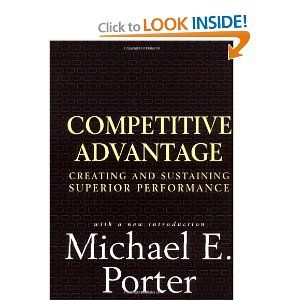A classic by Michael Porter.