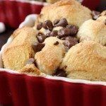 Ingredients  1/2 cup sugar 1/2 cup crushed graham crackers or graham cracker crumbs 4 cans Pillsbury® Grands!® Flaky Layers refrigerated biscuits 1 cup milk chocolate chips (6 oz)Read more ›