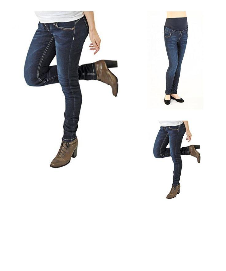 4250675131288 | #Christoff #Skinny #Designer #Jeans #Damen #Jeanshose #Umstandsmode #63-91-88-34