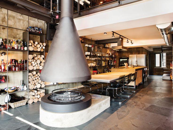 30 best interior design images on Pinterest Architecture, Home - innenarchitektur industriellen stil karakoy loft