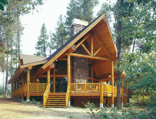 17 Best Images About Log Cabins On Pinterest Lakes Log