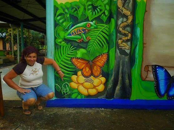 Murales Escolares en Pinterest   Arte De Escuela Primaria y ...