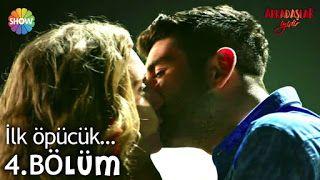 Arkadaşlar İyidir 4.Bölüm. Arda Merveyi öper. İlk öpücük - Dizi yorum, Fragman tahmin