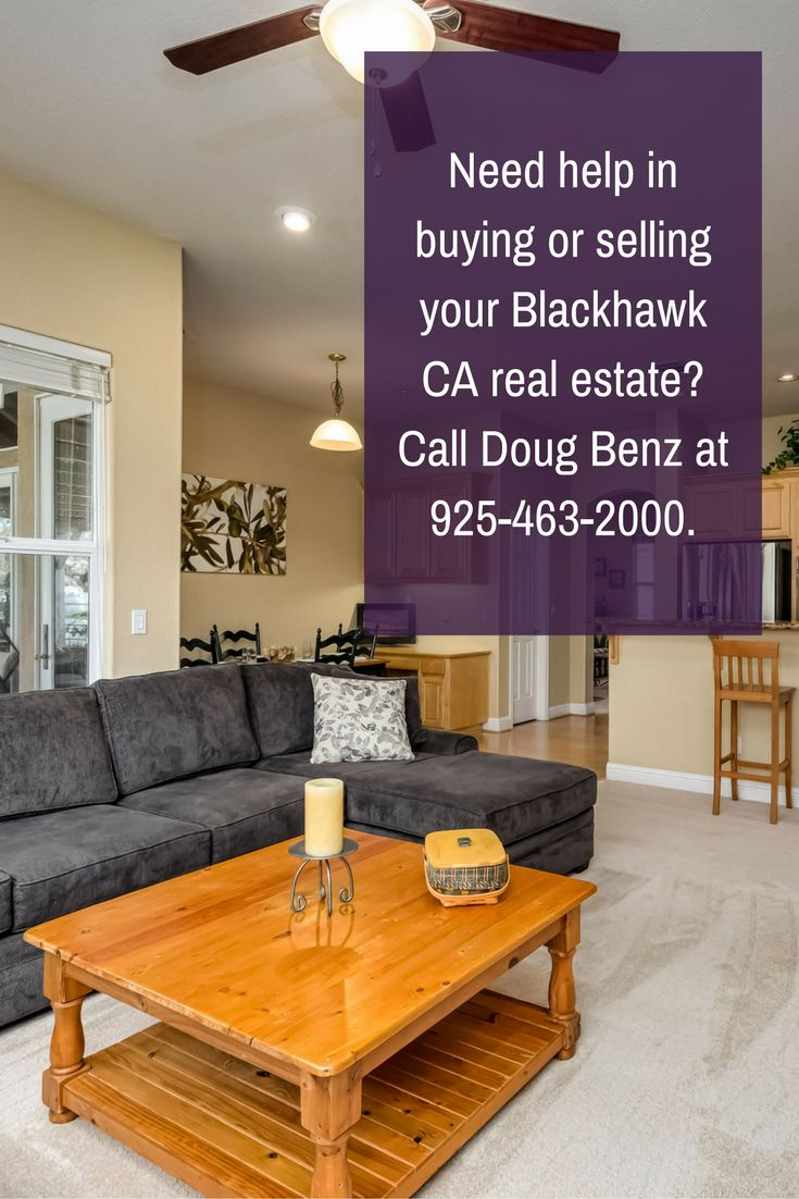 Call DougBuenz at 925-463-2000 for more information about Blackhawk CA Homes