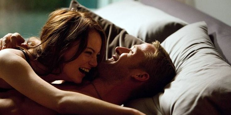 Emma Stone and Ryan Gosling sex scene - Crazy Stupid Love