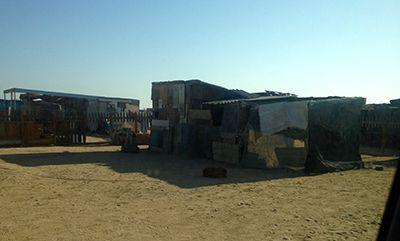 Township, Swakopmund