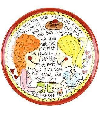 gebaksborden blond amsterdam