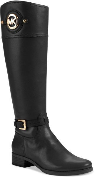 Love this: MICHAEL KORS tockard Tall Boots @Lyst