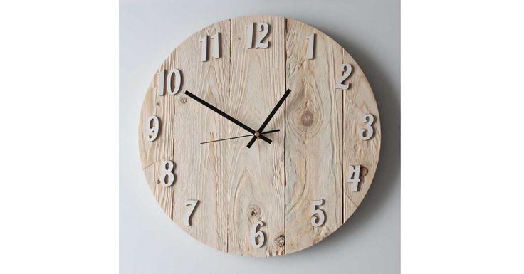 Si eres un amante de los relojes, no te pierdas estos originales relojes decorativos que quedarán geniales en la decoración de tu hogar.