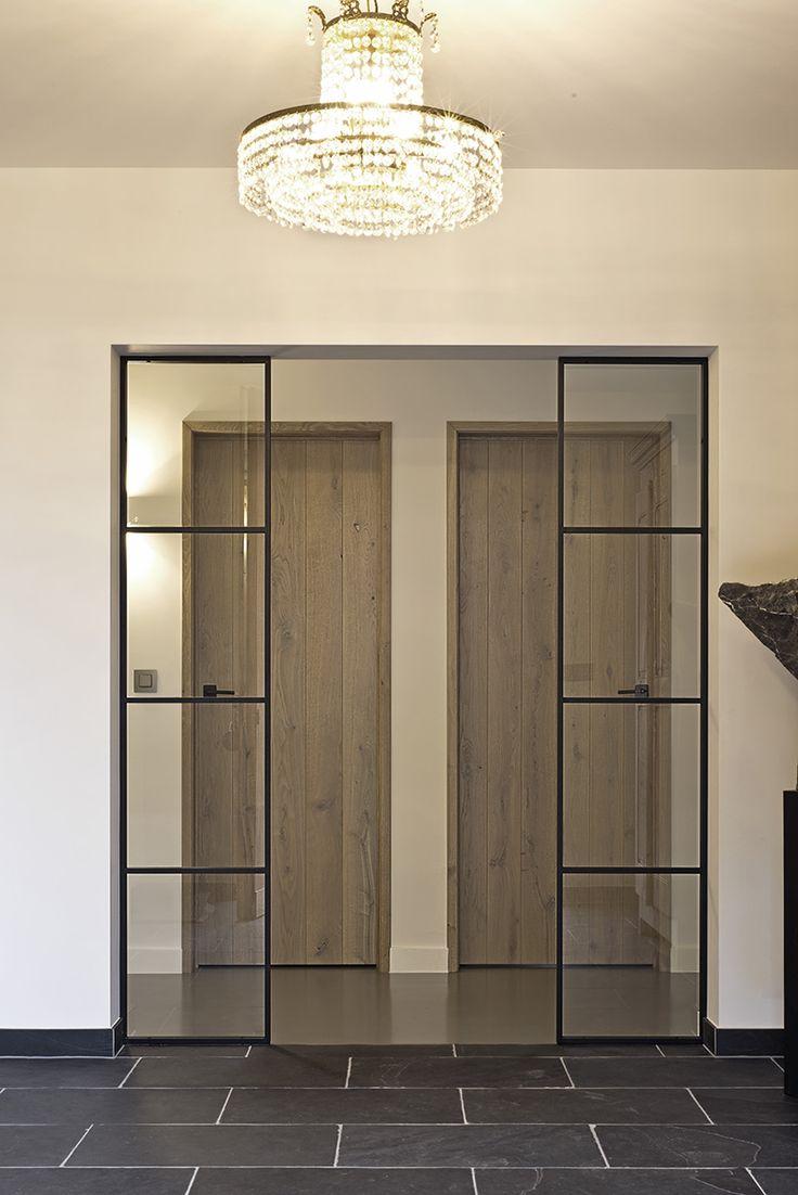 1000 id es sur le th me portes en fer forg sur pinterest portes en fer fe - Porte interieur point p ...